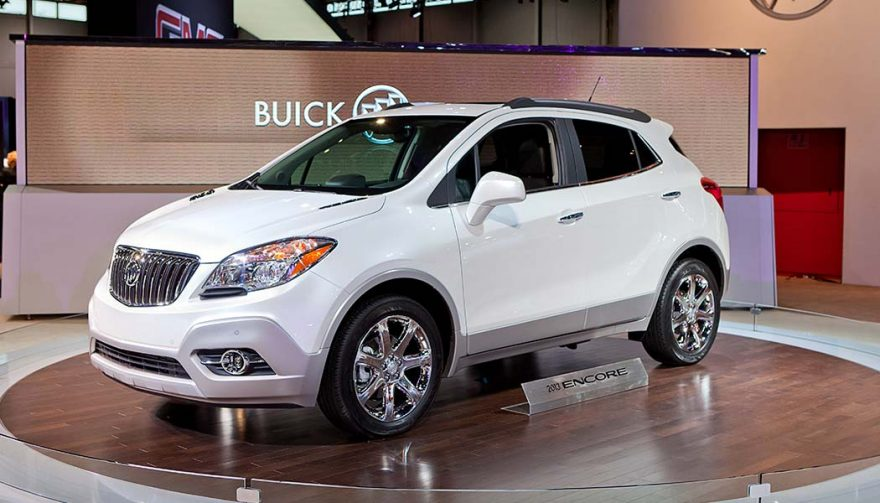 if you 39 re looking for the best suv under 30 000 consider the buick. Black Bedroom Furniture Sets. Home Design Ideas