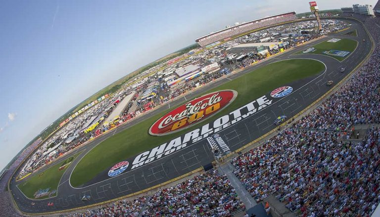Staff writer author at wheelscene for Charlotte motor speedway nascar experience