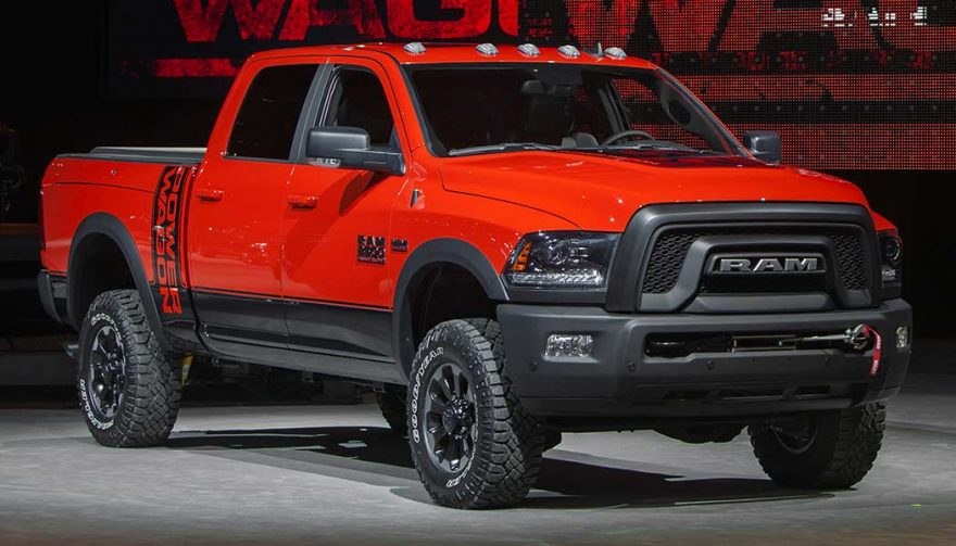 2019 Dodge Power Wagon Pictures | 2018 Dodge Reviews