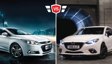 Difference Between Mazda3 And Mazda6 >> Coolest New Cars List: Mazda3 Takes Top KBB Honors Again
