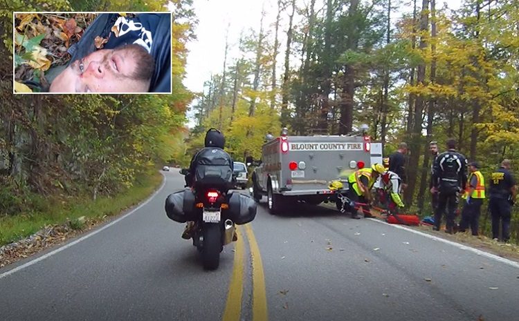 Tail Of The Dragon Photos >> Tail Of The Dragon Survivor Tells Perils Of This Infamous Route