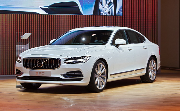 Luxury Cars Made in China: Volvo S90 Production Moving to China