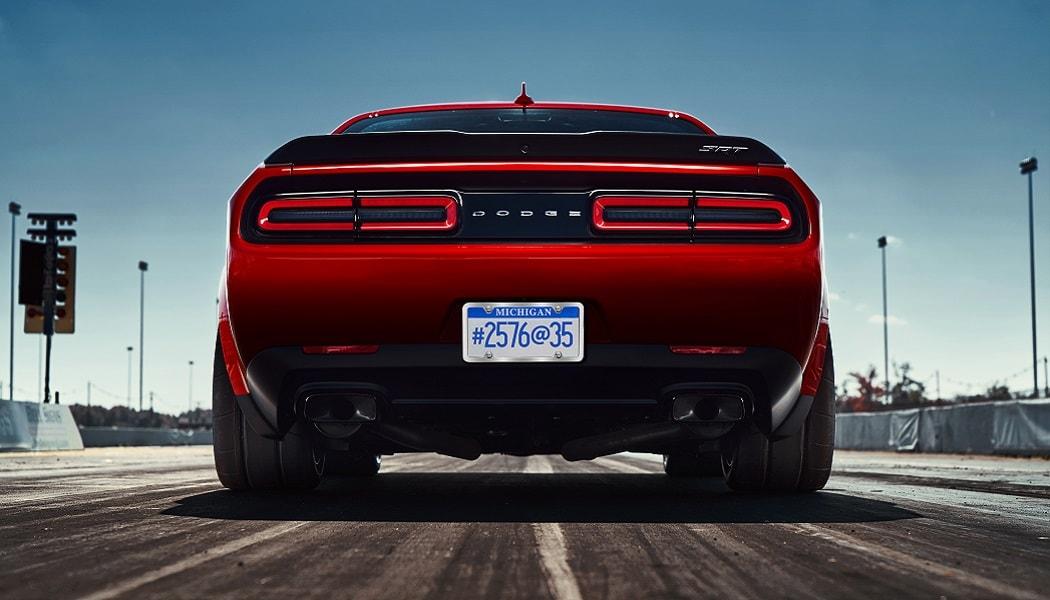 Dodge Demon: The Long Awaited Return of the Challenger Variant