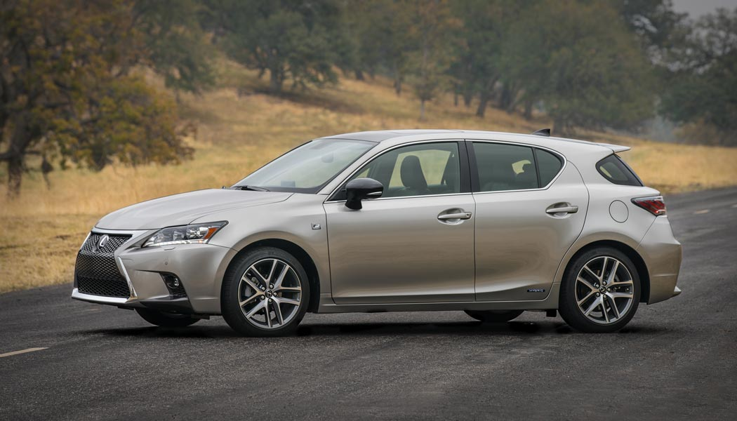 Best Luxury Hybrid >> Luxury Hybrid Cars Premium Brands Get Charged Up