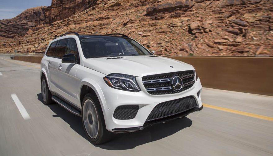 Best crossover suv check out the best 2017 has to offer for Mercedes benz crossover suv